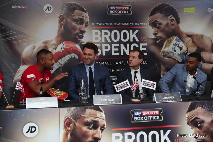 Brook Spence Tickets