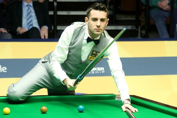 Mark Selby beats Fergal O'Brien 10 2 at the Crucible