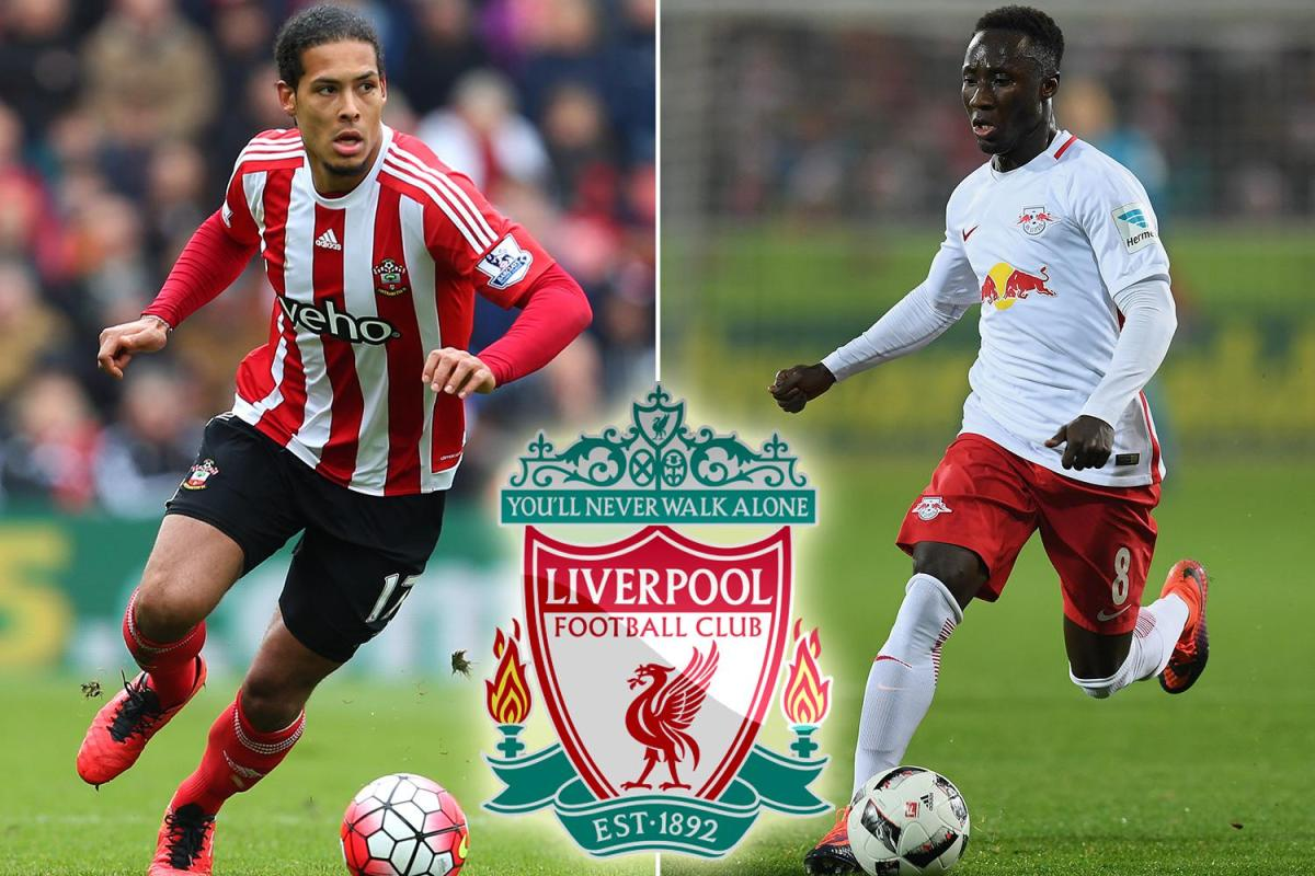 Will Naby Keita & Virgil Van Dijk Push For LFC Moves