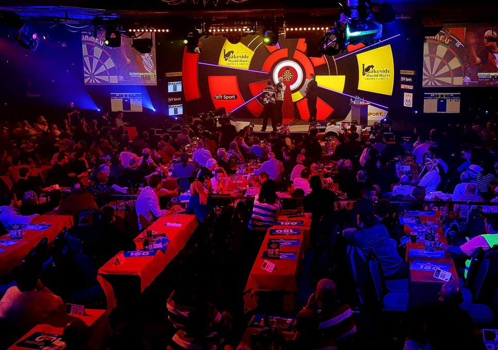 Darts Championship 2021
